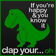 clap your hands...oh